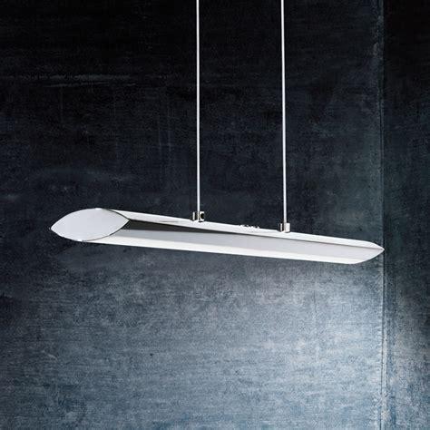 ultra modern chrome pendant light