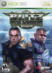 Blitz The League Xbox 360 Game