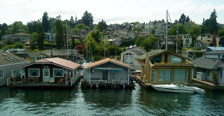 Juneau Houseboat by Seattlehome Seattle Houseboats And Floating Homes