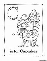 Cupcake Coloring Pages Cupcakes Printable Facile Birthday Cup Cakes Colouring Cake Candy Adult Cartoon Easy Sweet Adults Coloriage Read Info sketch template