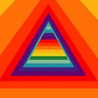 Triangle Rainbow Bizarre Kotzendes Einhorn Frl Sonntag