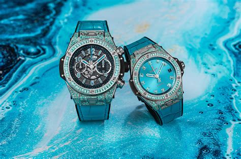 hublot launches  watches   global blue