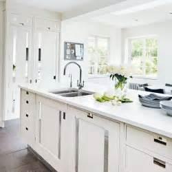 Small L Shaped Kitchen Peninsula