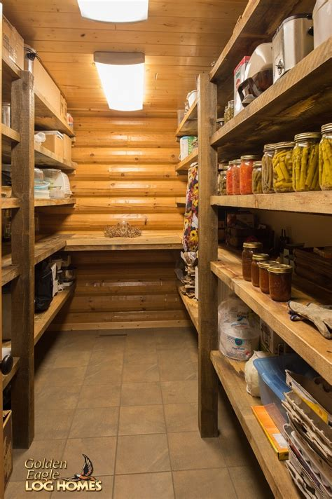 pantry  recycled barnwood shelves