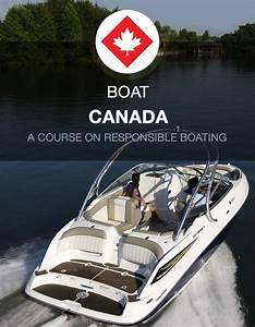 Cn Boating License Handbook For Online Boater Safety Course