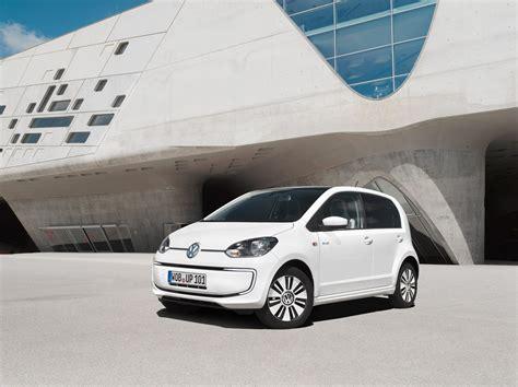 los coches electricos de volkswagen