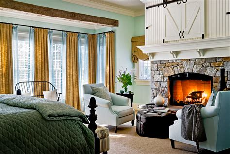 Bedroom Above Fireplace by 5 Master Suites On The Drawing Board