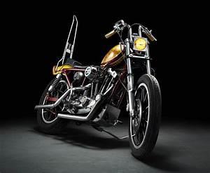 Bobber Harley Davidson : harley davidson ironhead chopper ~ Medecine-chirurgie-esthetiques.com Avis de Voitures