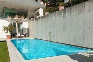 Beton Ciré Piscine : piscine en b ton cir ooreka ~ Melissatoandfro.com Idées de Décoration