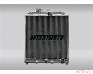 Mishimoto Performance Radiator Honda Civic Manual 92