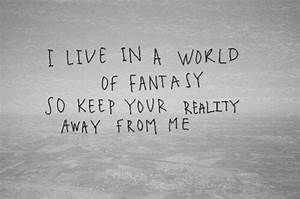 away, cute, fantasy, funny, inspiration, quote, reality ...