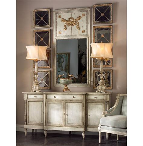 Country Sideboard by Richard Delphine Country Two Tone Antique