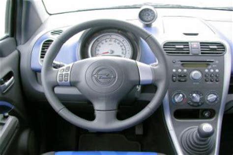adac auto test opel agila  edition