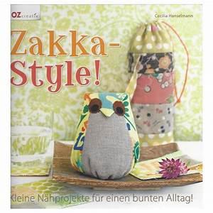 zakka style kleine nähprojekte für einen bunten alltag