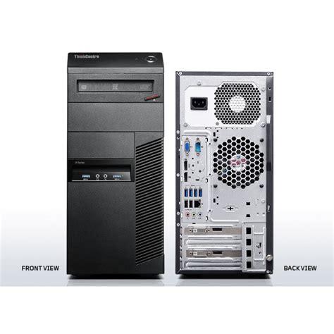 tour ordinateur de bureau ordinateur de bureau thinkcentre m93p tour 10a7002sfm
