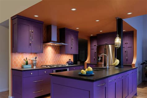 kitchen cabinets best colors to use for kitchen cabinets best cabinets Purple