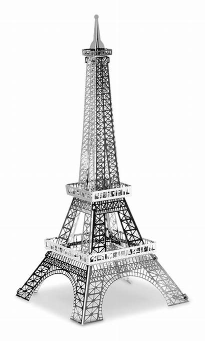 Eiffel Tower Metal Earth Architecture Torre Metalearth