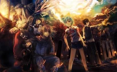 Ragnarok Anime Wallpapers Ragnaroek Random Desktop Background