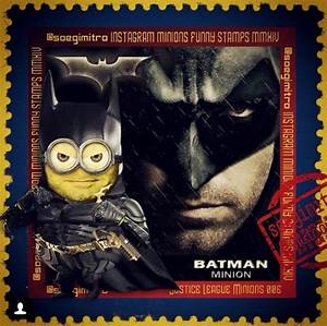 Justice League Minions ~ Batman | Kid at Heart | Pinterest ...