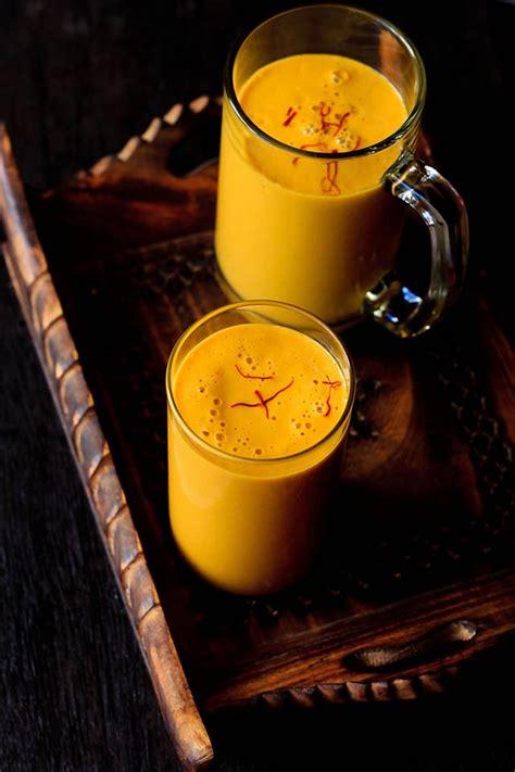 mango milkshake recipe healthy vegan mango milkshake