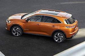 Suv Citroen Ds7 : ds 7 crossback review summary parkers ~ Melissatoandfro.com Idées de Décoration