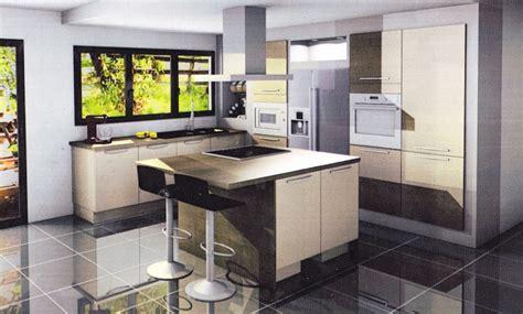 cuisine idee idee deco salon gris et marron 6 idee deco cuisine