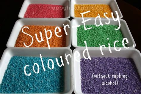 rice activities for preschoolers rainbow rice how to dye rice for sensory play in 3 easy 410