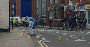 Man in 20s left seriously injured following 'stabbing' in ...