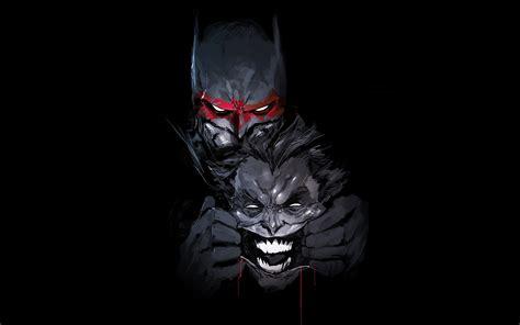 Batman Joker Joker Hd Wallpaper For Mobile by Joker Batman Dc Comics Wallpapers Hd Desktop And