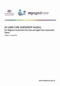 Aged Care Assessment Programs
