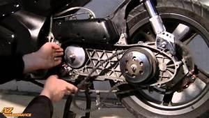 Changement Courroie Scooter 50cc : tuto changer la pompe huile et sa courroie son typhoon stalker zip youtube ~ Gottalentnigeria.com Avis de Voitures