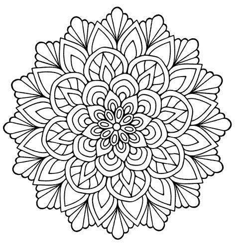 mandala disegni da colorare mandalas 52698 mandalas disegni da colorare per adulti