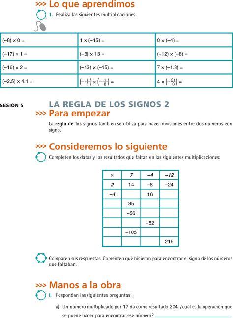 Descargar libro de español para el alumno 1. LIBRO DE MATEMATICAS DE SEGUNDO DE SECUNDARIA PDF
