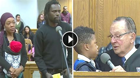 Parents Denies Speeding Charge But Then Son Approaches