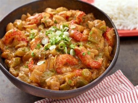 etouffee recipe crawfish etouffee recipe cooking channel