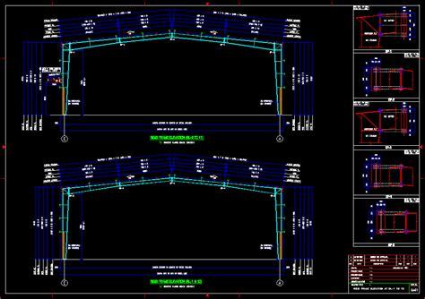 autocad peb dwg detail for autocad designs cad