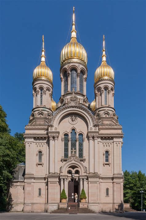 russisch orthodoxe kirche wiesbaden wikipedia