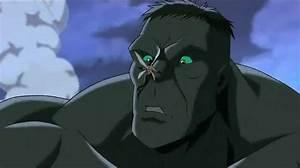 Image - Wasp Confronts Hulk UA.jpg | Marvel Animated ...