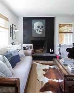 comment adopter la peau de vache dans linterieur With tapis chambre enfant avec refaire le cuir d un canapé
