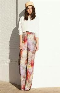print palazzo pants the perfect wedding guest estilismos With dress pants for wedding guest