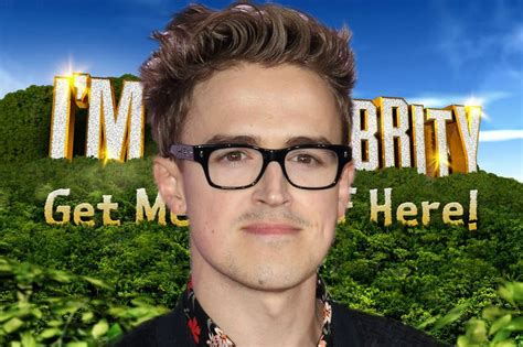 McFly's Tom Fletcher hints that he's joining I'm A ...
