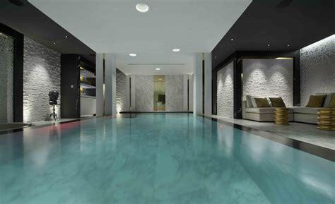 basement swimming pool spa british institute