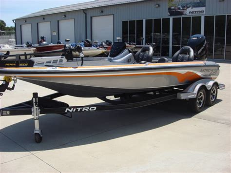 Nitro Boats State Team by Used 1999 Wellcraft 230 Fisherman For Sale In Kingston New