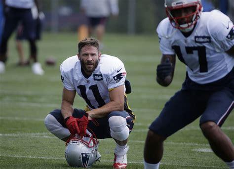 New England Patriots practice highlights: Julian Edelman ...