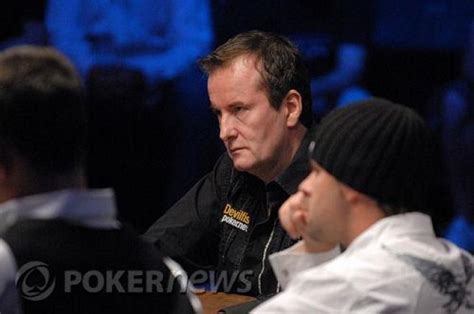 Tournoi Poker Live  David Devilfish Ulliott Roi Des Efop