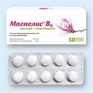 Магнелис в6 при псориазе