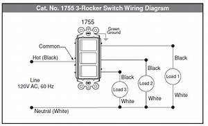 Electrical - How To Wire Multi-control Rocker Switch