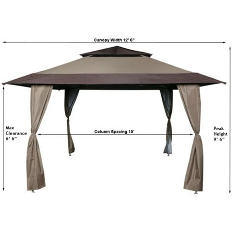 pagoda pop  gazebo canopy