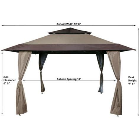 pagoda pop  gazebo canopy
