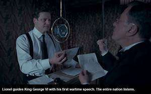 The King's Speech   Three Act Structure